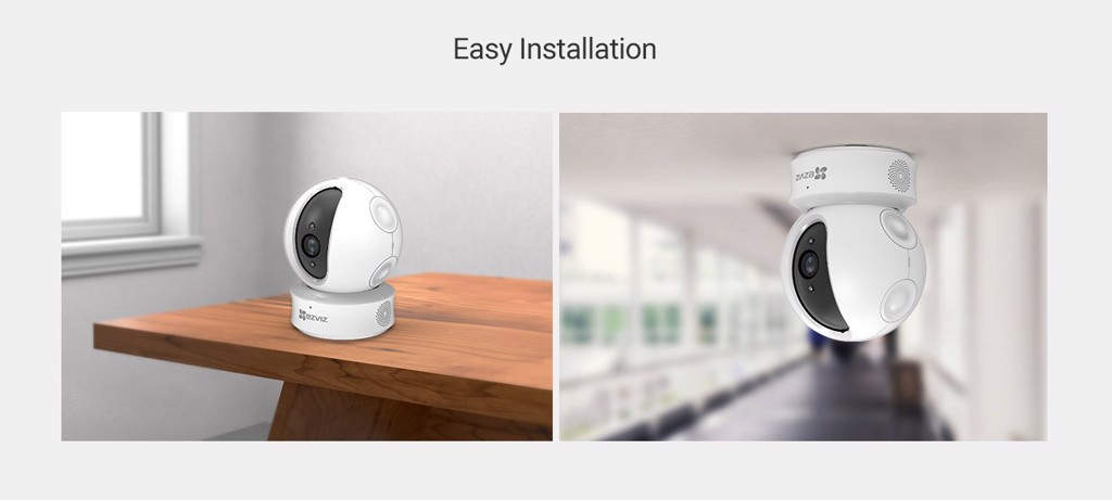 BNQ GLOBAL EZVIZ CAMERA IP WIFI CV 246 720P