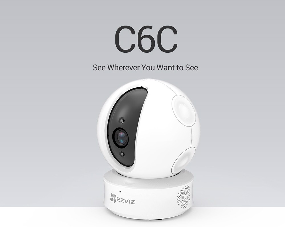 BNQ GLOBAL Ezviz Camera IP Wifi CS-CV246 720p