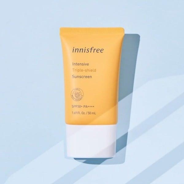 Kem Chống Nắng Innisfree Intensive Triple Shield Sunscreen ...