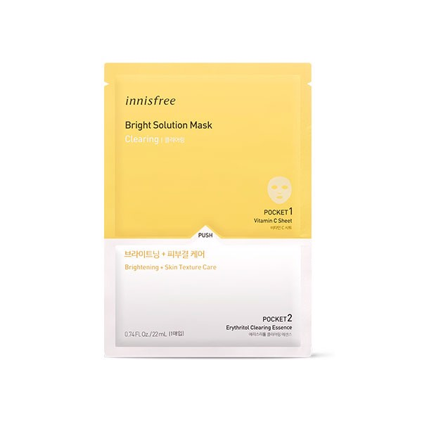 Innisfree_Bright_Solution_Mask_1