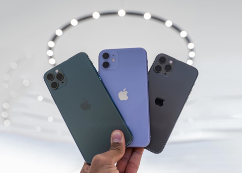 Bảng giá iPhone 11, iPhone 11 Pro, iPhone 11 Pro Max