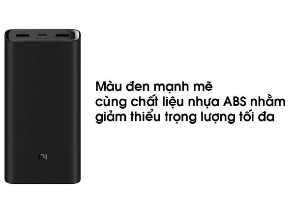 Pin dự phòng Xiaomi Mi 3 Pro 20.000mAh