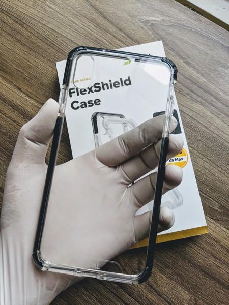 jcpal iGuard FlexShield iPhone XS Max