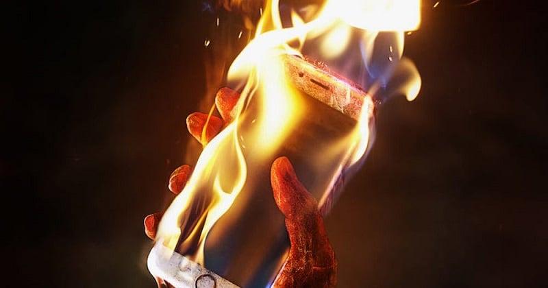 iPhone bị nóng và hao pin