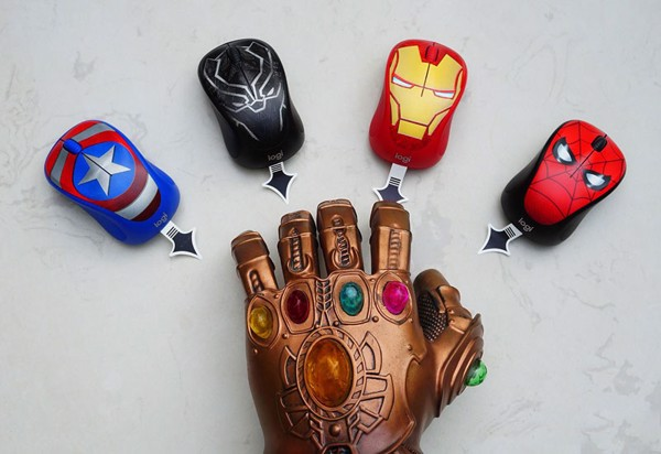chuot logitech marvel