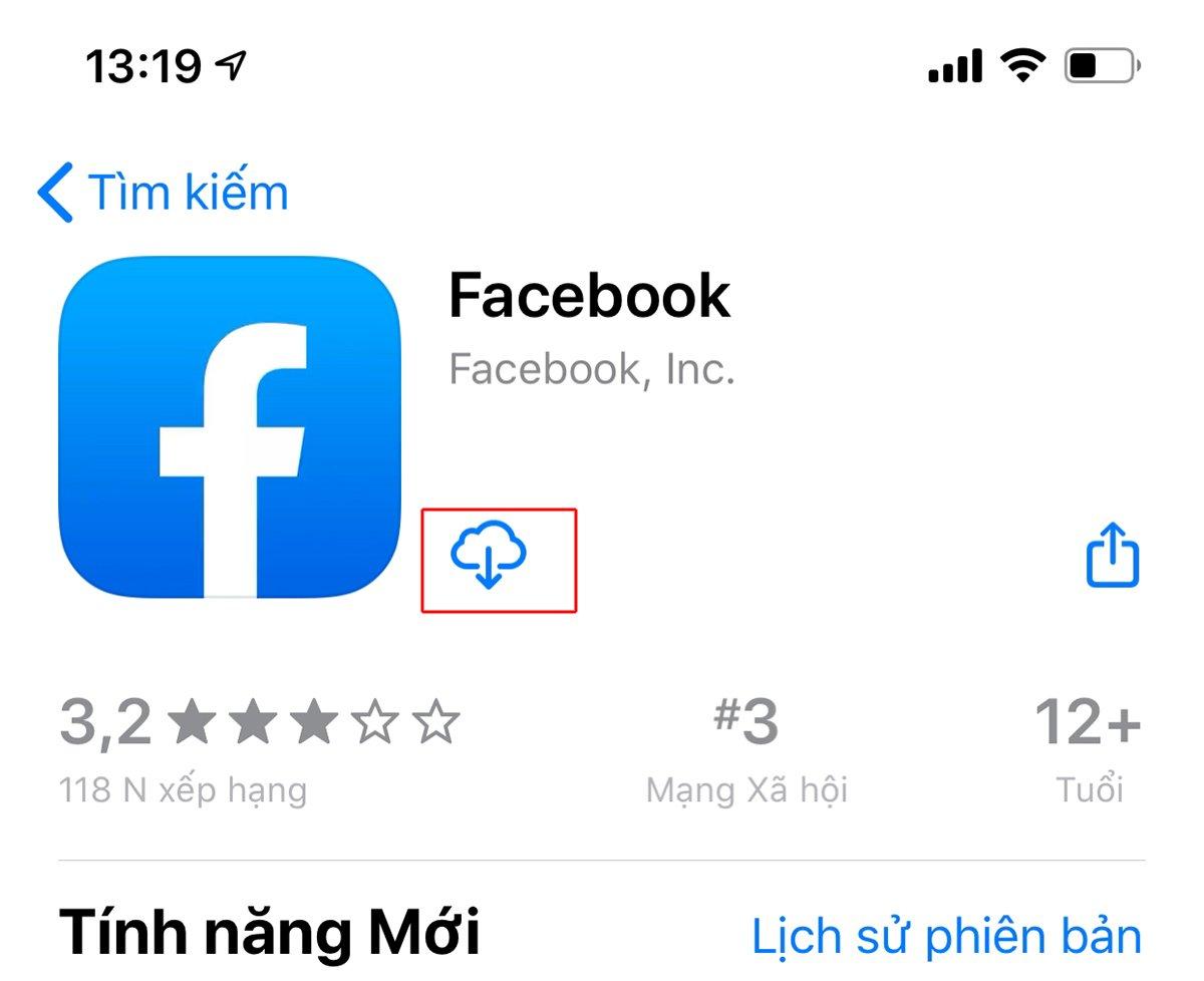 Cách sửa lỗi Facebook không load được bảng tin trên iPhone