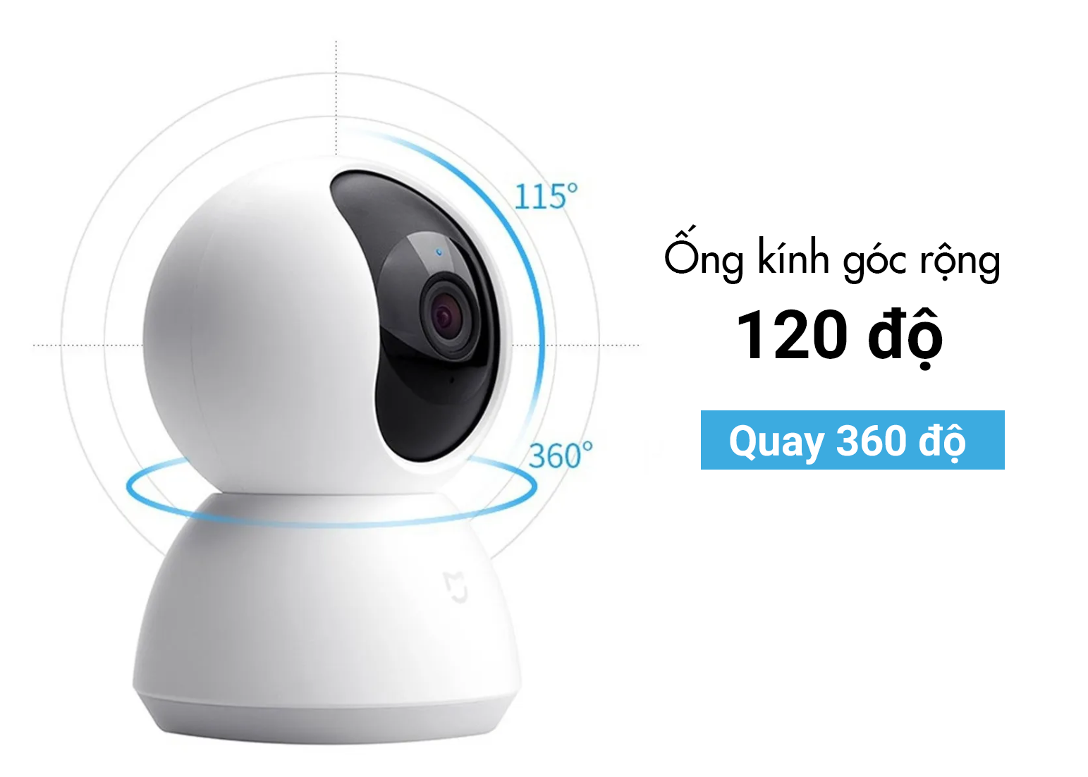 Camera Xiaomi Mi Home Security 360