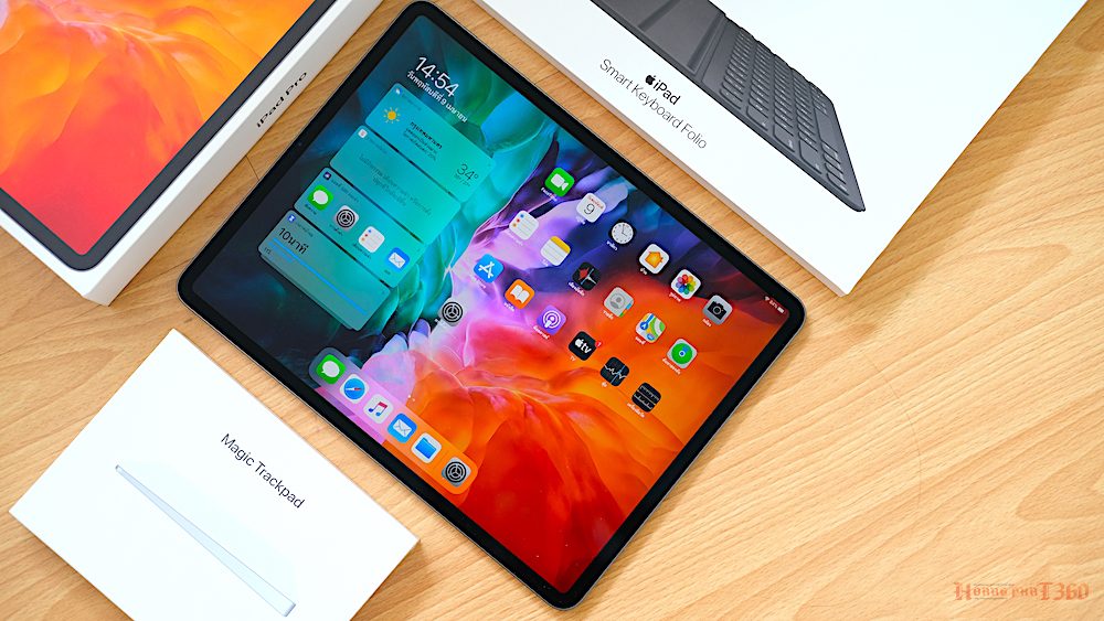 Review iPad Pro 2020