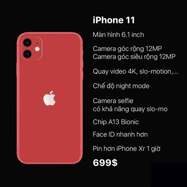 cau hinh iphone 11