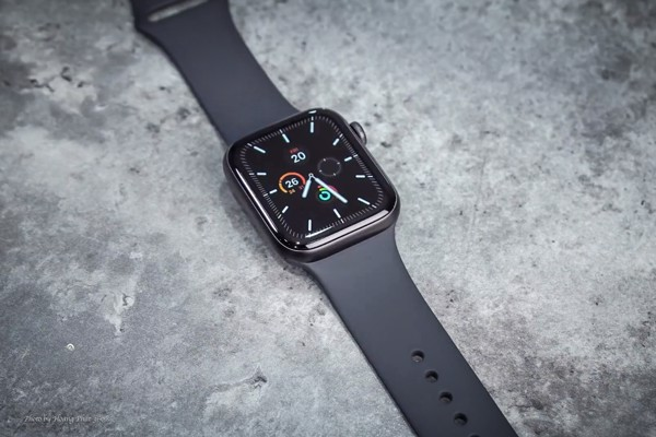 apple watch series 5 đánh giá