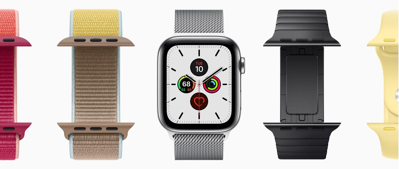 Apple Watch Series 5 có gì mới