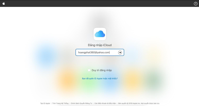 Hướng dẫn tìm iPhone bị mất
