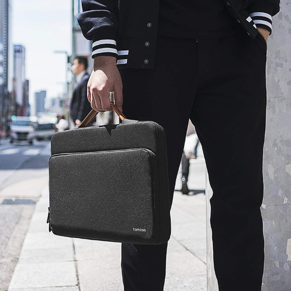 túi macbook tomtoc briefcase