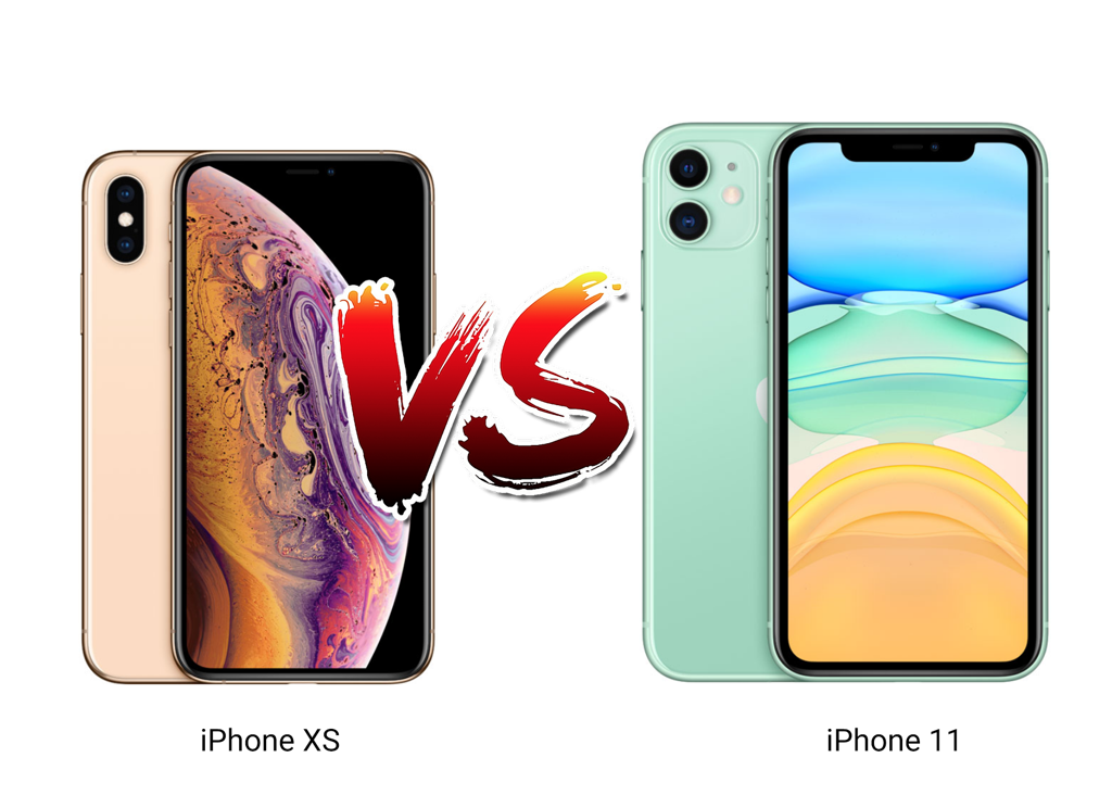 so sánh iphone 11 vs iphone xs