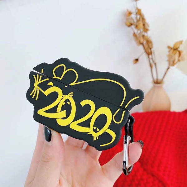 case silicon airpods chuột 2020