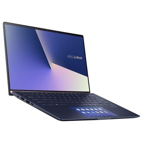 ASUS ZenBook UX434FA: ScreenPad thông minh thay thế TouchPad