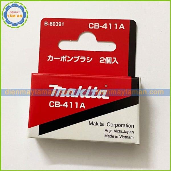 Chổi than Makita CB-411A hộp 1 đôi