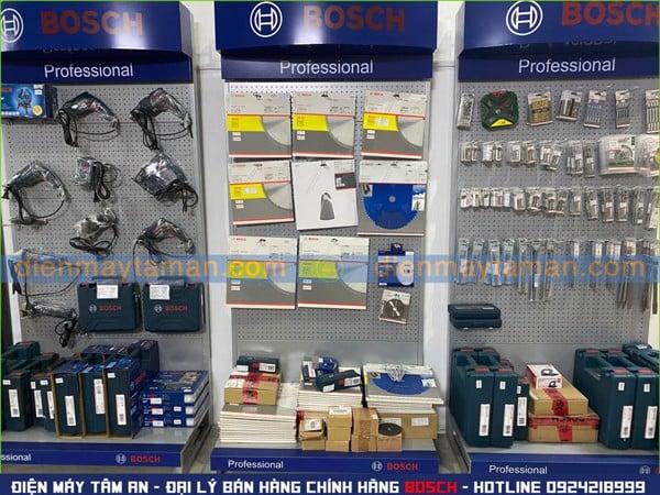 Nhà phân phối dụng cụ cầm tay BOSCH tại Đông Anh