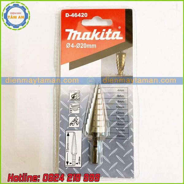 Mũi khoan bậc Makita D-46420
