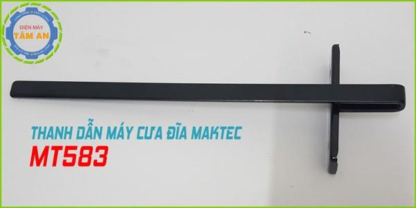 Thanh dẫn kèm theo máy cưa gỗ MT583