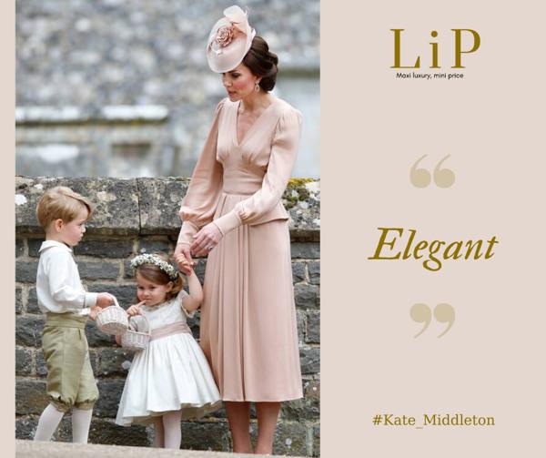 Công nương Kate tại sự kiện hoàng gia
