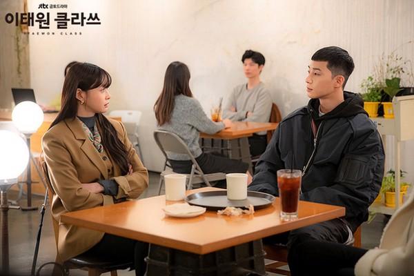Oh Soo Ah và Park Sae Yo Ri