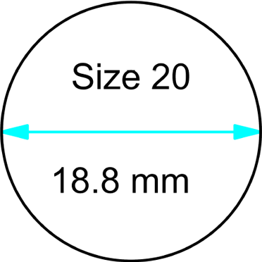 size 20