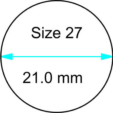 size 27