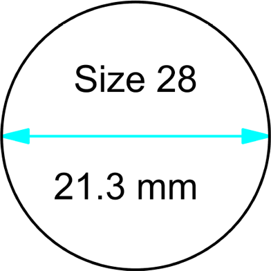 size 28