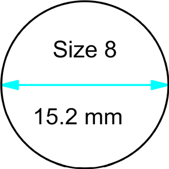 size 8
