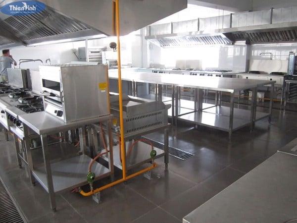 Đơn vị thiết kế áp dụng công nghệ tiên tiến trong sản xuất, cung cấp thiết bị hiện đại