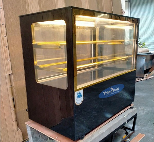 Hình ảnh tủ mát GB-120V được chụp tại kho hàng