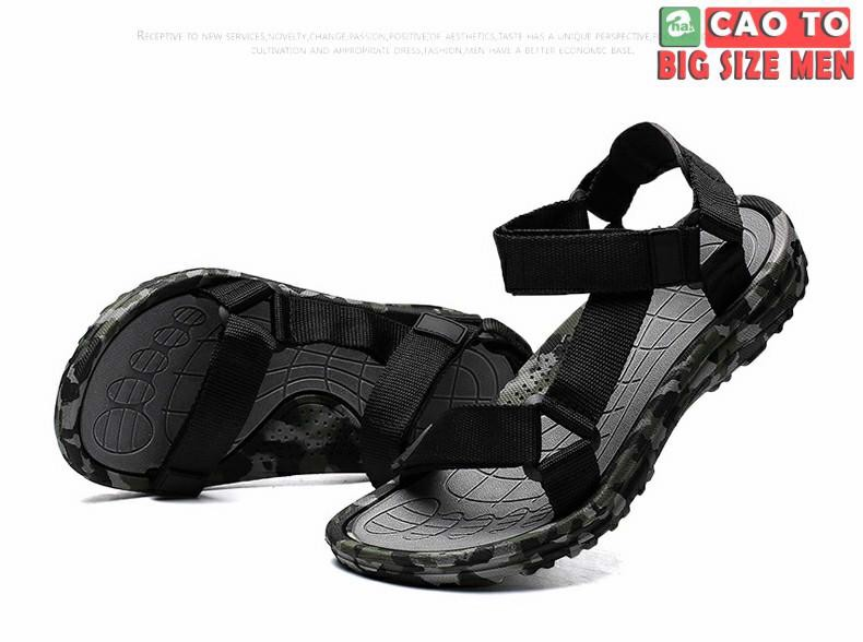 Giày Sandal Sport Hot 2019 Bigsize men