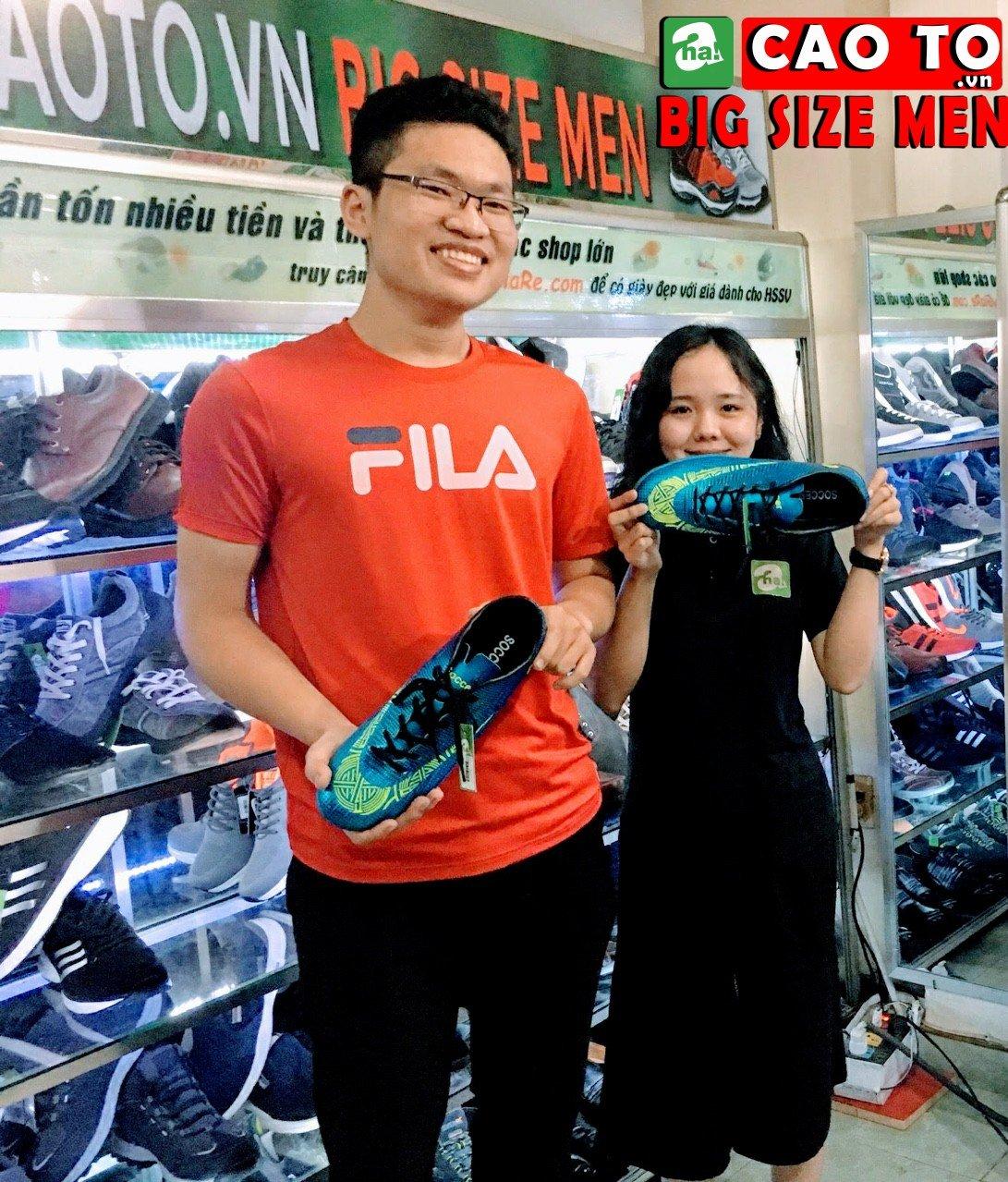 giày đá bóng size lớn giá rẻ