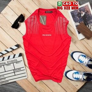 Áo ba lỗ Big size Men 2xl 3xl 4xl 5xl