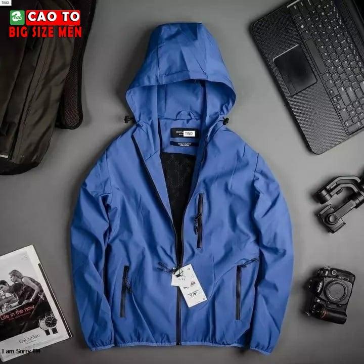 áo khoác dù nam big size