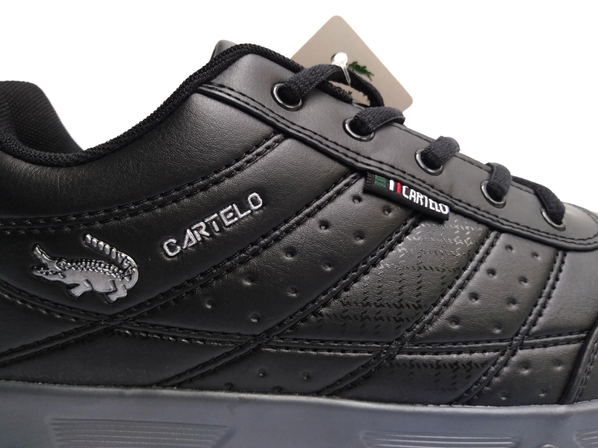 giày nam sneaker đen ngoại cỡ