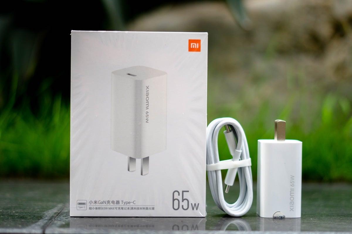 Sạc Xiaomi 65W