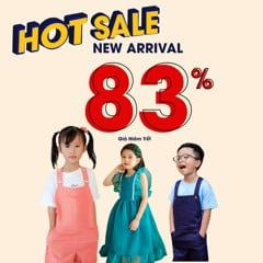 HAPPY WOMEN'S DAY - 83% GIÁ NIÊM YẾT - CÁC ITEMS #NEW_ARRIVAL