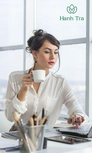 Hồng trà shan tuyết sự lựa chọn cho trà chiều của giới văn phòng