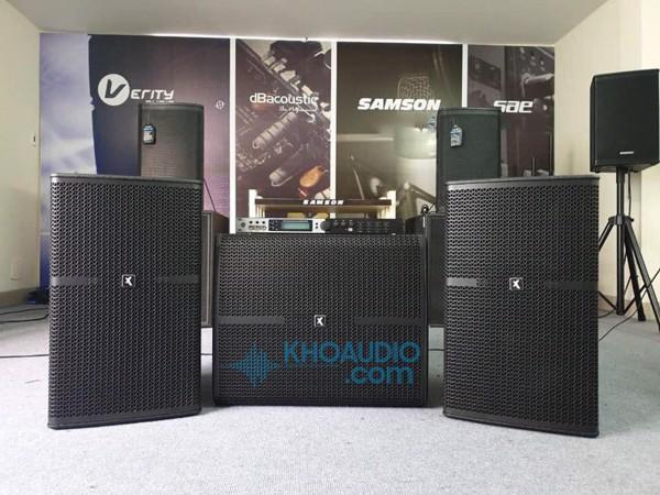 Loa karaoke VX12 Nex Acoustics
