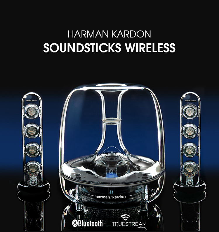Loa Harman Kardon SoundSticks BT