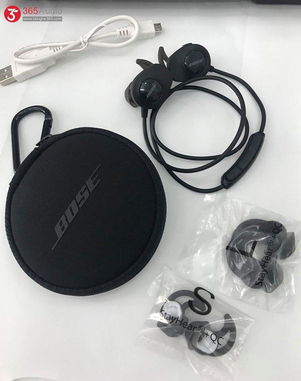 tai nghe Bose SoundSport Wireless like new nobox