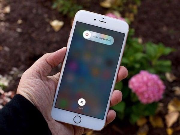 iphone sạc không vào điện