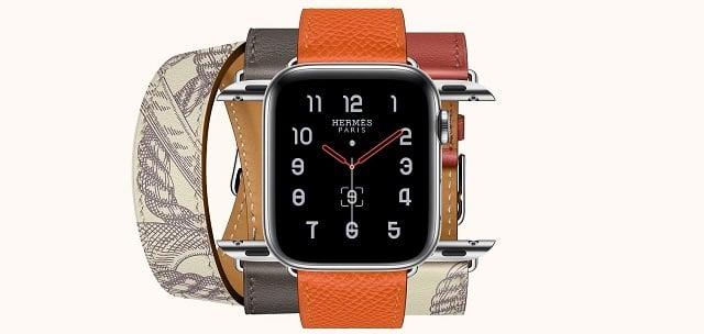 Apple Watch Hermès Series 5 cực đẳng cấp