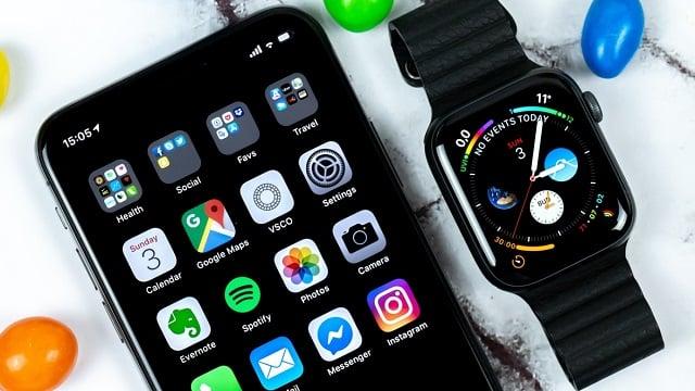 Apple Watch không kết nối được với iPhone