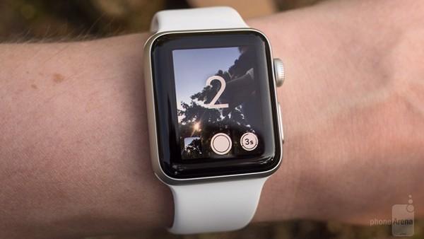 Apple Watch series 2 cũng có đầy đủ những tính năng cần thiết