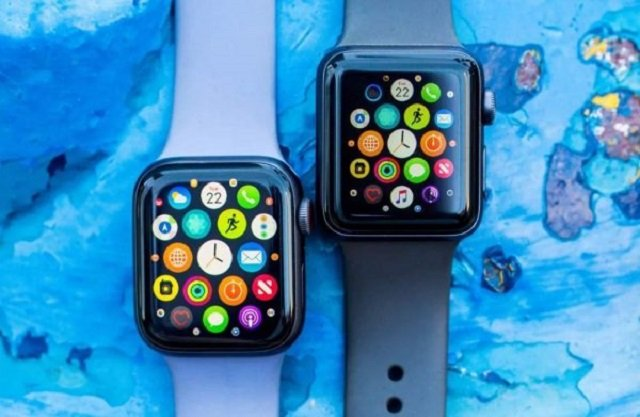 Apple Watch Series 5 sử dụng chip 64-bit
