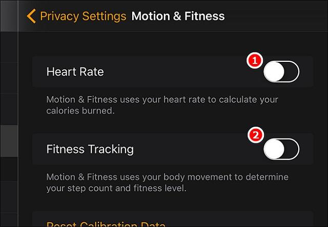 Tắt tính năng theo dõi nhịp tim để cải thiện thời lượng pin Apple Watch