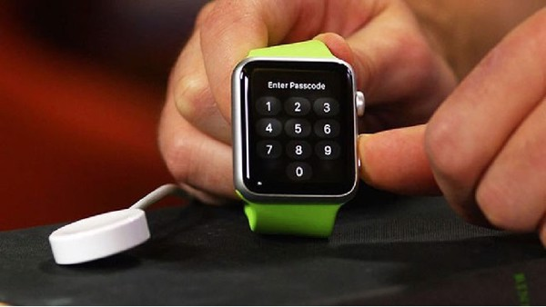 Cài đặt mật khẩu cho Apple Watch
